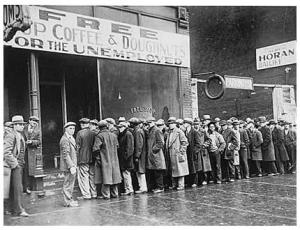 great-depression-food-queue