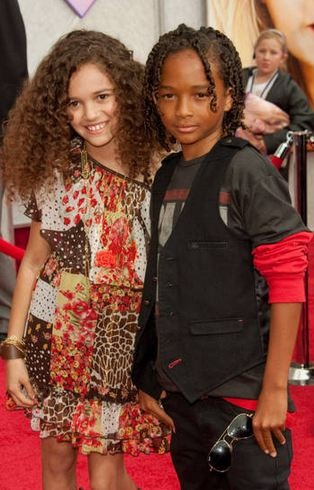 Who is jaden smith dating