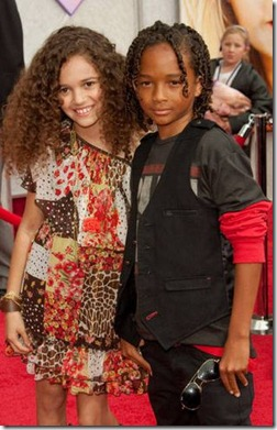 Madison Pettis And Jaden Smith Kissing Celebrity Scoop...