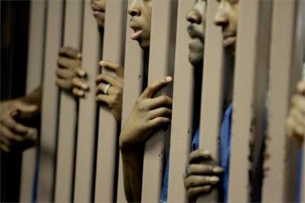 black men in prison - arizona